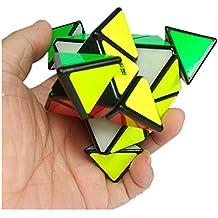 Amour De Story moyu magnética pyraminx Magic Cube 3x 3x 3Speed Cube profesional Triángulo Puzzle Cube