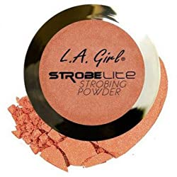 L.A Girl Strobe Lite Strobing Powder 40 Watt With Free Kesar Almond Soap Worth RS. 42/-