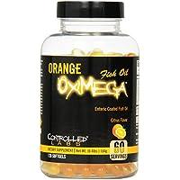 Controlled Labs Orange Oximega - Pack of 120 Capsules