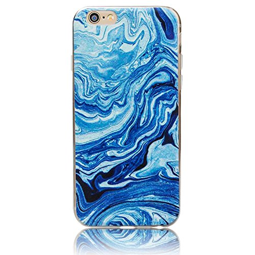 Custodia iPhone 7 TPU,Case Cover per iPhone 7 in TPU,Bonice iPhone 7 Marmo Case Cover iPhone 7 4.7 inch - pattern 14 model 10