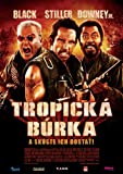 Tropic Thunder Plakat Movie Poster (11 x 17 Inches - 28cm x 44cm) (2008) Slovakian