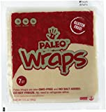 Paleo Wraps (Coconut Wraps)