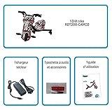 BEEPER- Drift-Trike électrique Enfant 200W 24V 4,4Ah RDT200-CAMO2