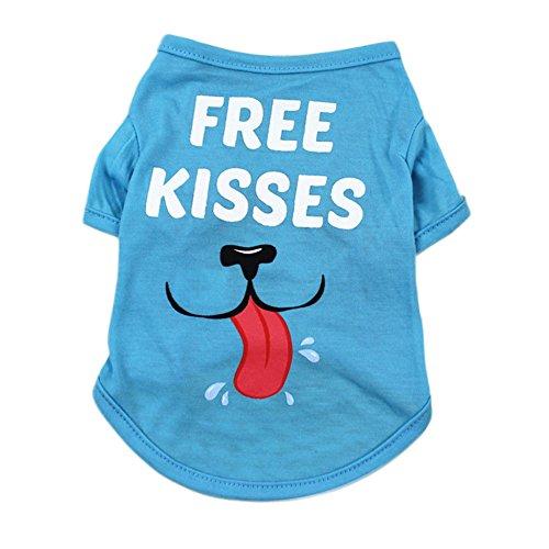 Minkoll Haustier Kleidung Chihuahua Kostüm T Shirt, Hund -