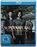 Supernatural - Staffel 9 [Blu-ray]