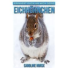 Eichhörnchen: Ein Kinderbuch mit erstaunlichen Fotos und interessanten Fakten über Eichhörnchen (Erinnert euch an mich Serie)