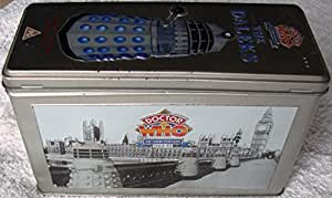 Doctor Who - The Daleks (Limited Edition tin: The Chase[1965]/Remembrance of the Daleks[1988]) [VHS]