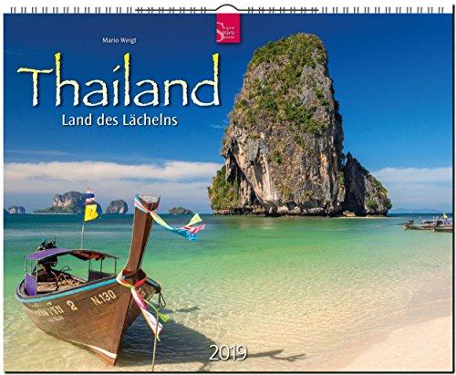 GF-Kalender THAILAND - Land des Lächelns 2019