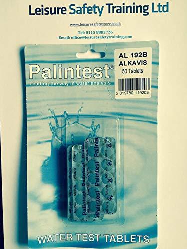 Palintest Alkavis Refil 50 Tablets