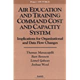 Air Education and Training Command Cost and Capacity System: Implications for Organizational and Data Flow Changes (Project Air Force)