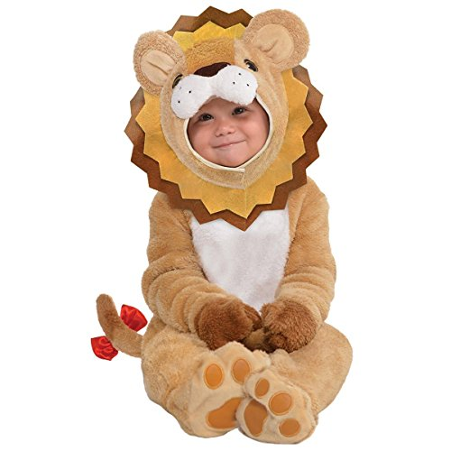 Kleid bis Little Roar Baby Kostüm, 6–12 Monate