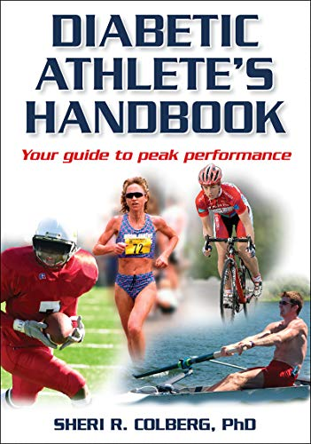 Diabetic Athlete's Handbook (English Edition)
