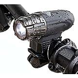 Bulfyss USB Rechargeable Rotation Bike Bicycle Front Headlight