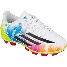 the best attitude 5d2b7 39351 adidas Bambini Ragazzi Messi F5 TRX Firm Ground Scarpe da Calcio