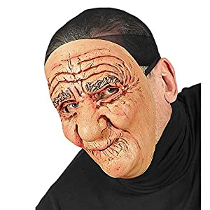 WIDMANN 00832 - Media máscara para hombre, color piel, talla única