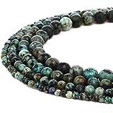 Rubyca all' ingrosso naturale della pietra preziosa rotonda sciolto perline di cristallo 1filo per gioielli fai da te