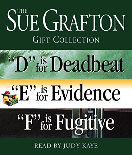 Hörbücher Sue Cd Grafton ([Sue Grafton Def Gift Collection: