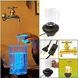 Magic Faucet Mug / Water Fountain Light ...