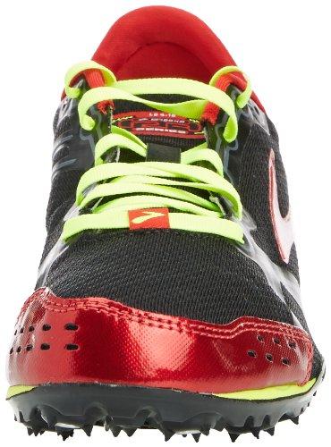 Multicolores Pr Brooks Riesgo Negro 04 10 Zapatos Ld Noche Rojo Hombre Dathlétisme alto 1UwUYdq