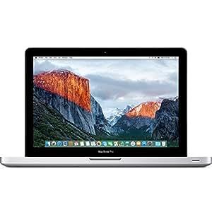 Apple 13-Inch MacBook Pro (Intel Dual Core i5 2.5 GHz, 4 GB RAM, 500 GB HDD, HD Graphics 4000, OS X Yosemite)