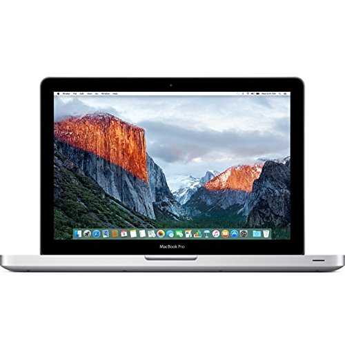 Apple MacBook Pro 13 (Mid 2012) - Core i5 2.5GHz, 4GB RAM, 500GB HDD