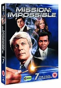 Mission: Impossible - Season 7 [DVD]