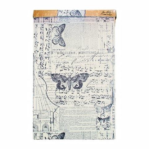 Tim Holtz idea-ology Melange Tissue