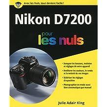 Nikon D7200 pour les Nuls grand format