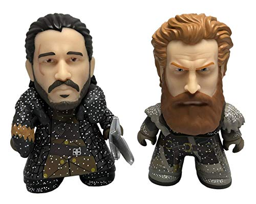 ns 3 Jon Snow and Tormund Snowy Two Pack ()