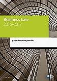 Business Law 2016-2017 (Blackstone Legal Practice Course Guide) by J. Scott Slorach (2016-06-30)