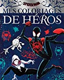 SPIDER-MAN NEW GENERATION- Mes coloriages de héros...