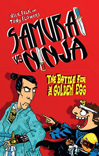 Samurai vs Ninja 1: The Battle for the Golden Egg (English ...