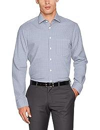 Seidensticker Herren Businesshemd Modern Bügelfrei