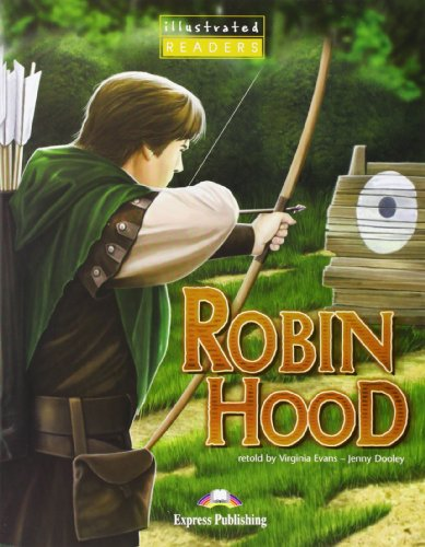 Robin Hood. Student's pack. Con CD Audio: ROBIN HOOD