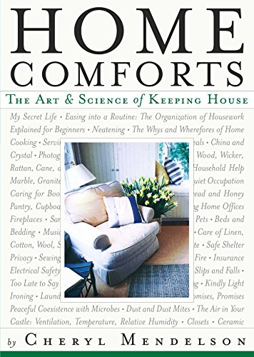 Home Comforts: The Art and Science of Keeping House (English Edition) - Lange Trockner