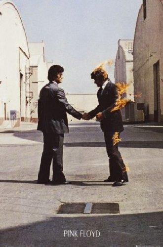 1art1, 54182, Poster, motivo: Pink Floyd - Wish You Were Here, 91 x 61 cm