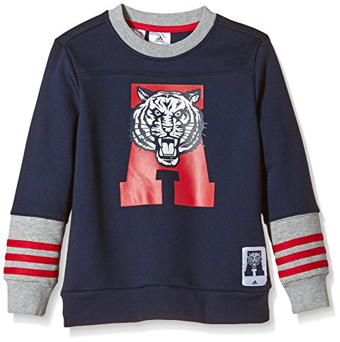 adidas-boyssweatshirt-team-multi-coloured-blau-grau-rot-size3-years