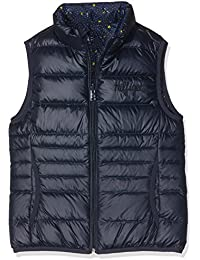 Tommy Hilfiger Thkg Rev Light Down Vest, Chaleco para Niñas