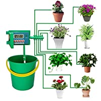 ‏‪Aqualin Smart Watering Timer with Automatic Sprinkler System Drip Irrigation Controller‬‏