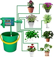 Aqualin Smart Watering Timer with Automatic Sprinkler System Drip Irrigation Controller