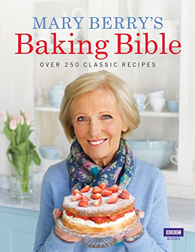 Mary Berry's Baking Bible Cover Image