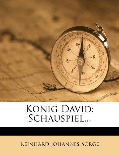 Konig David: Schauspiel.