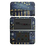 Nintendo New 3DS XL Case Skin Sticker aus Vinyl-Folie Aufkleber Vincent Van Gogh Gemälde Kunst