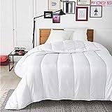 My Lovely Bed - Piumone Quattro Stagioni Matrimoniale - 220x240 cm - 2 Trapunte con bottoni a pressione - 3 in 1 - Adatto a tutte le Stagioni - Lavabile