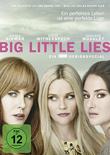 Big Little Lies [Alemania] [DVD]