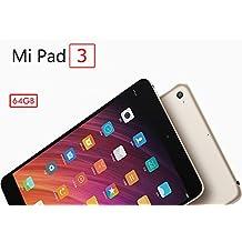 Xiaomi Mi Pad 3–Tablet táctil–7,9(Hexa Core, 4GB de RAM, Disco duro de 64GB, MIUI 8) oro