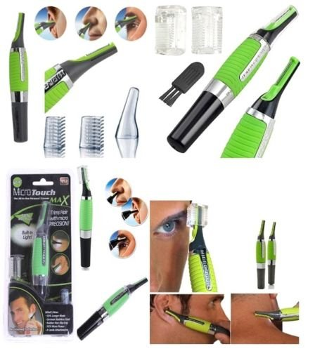 Preisvergleich Produktbild All in One Nase Ohr Hals Nasal eysbrow Koteletten deburns Hair Trimmer Clipper Entferner UK
