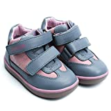 Camper Kids Pursuit Sneaker 22 Grey/Pink