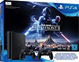 PlayStation 4 - Konsole inkl. StarWars Battlefront II