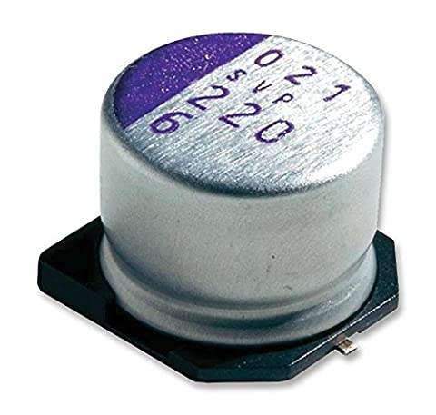 Capacitors - Aluminium Electrolytic - CAP ALU ELEC 560UF 2.5V SMD - 2R5SVPC560M